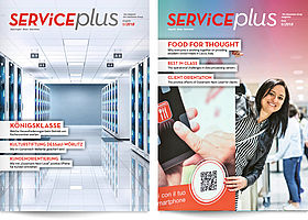 Services under the Banner of Digital Change - the new Dussmann Magazine has been published!