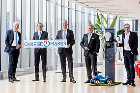Mainova and Dussmann found joint venture Chargemaker for e-mobility solutions
